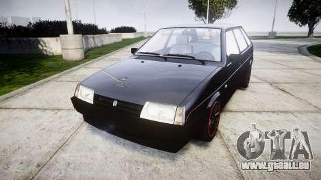 VAZ-2109 alliage pour GTA 4