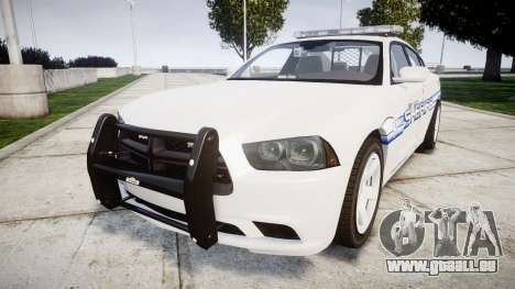 Dodge Charger RT [ELS] Liberty County Sheriff für GTA 4