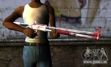 Chromegun Bloody für GTA San Andreas dritten Screenshot