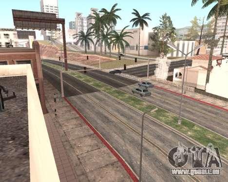 Textur Los Santos von GTA 5 für GTA San Andreas elften Screenshot