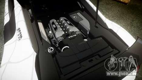 Audi R8 LMX 2015 [EPM] Sticker Bomb für GTA 4 Seitenansicht