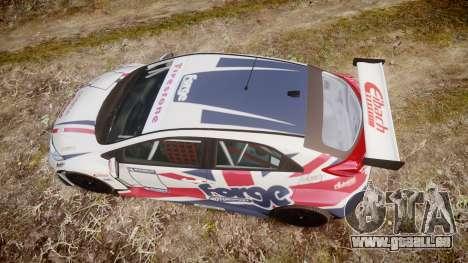 Honda Civic Type R pour GTA 4 est un droit