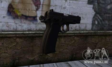 CZ75 v2 für GTA San Andreas zweiten Screenshot
