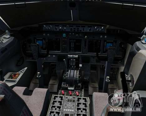 Boeing 737-800 Jet2Holidays pour GTA San Andreas salon