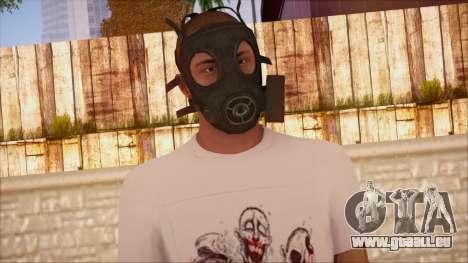 GTA 5 Online Skin 7 pour GTA San Andreas troisième écran