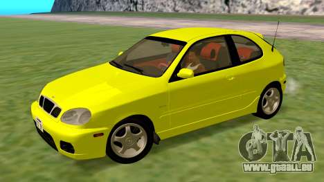 Daewoo Lanos Sport UNS 2001 für GTA San Andreas