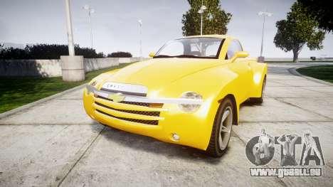 Chevrolet SSR pour GTA 4