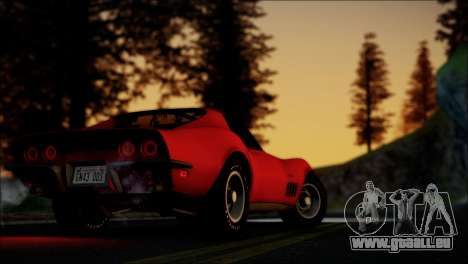 Grizzly Games ENB v1.0 für GTA San Andreas her Screenshot