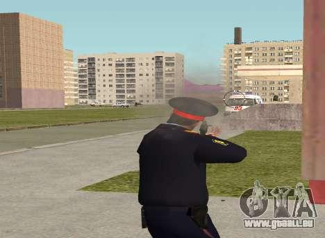 Le sergent de police pour GTA San Andreas cinquième écran