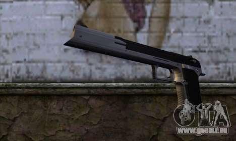 Grammaton Cleric Beretta v3 für GTA San Andreas