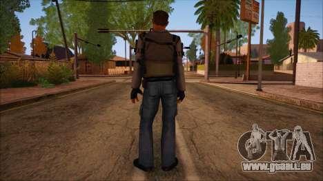 VIP from Counter Strike Condition Zero pour GTA San Andreas deuxième écran
