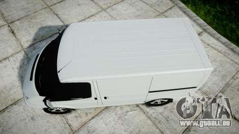 Ford Transit 2011 SuperSportVan für GTA 4 rechte Ansicht