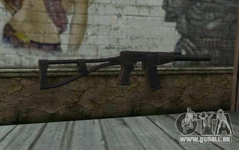 AU-VAL (Battlefield 3) für GTA San Andreas zweiten Screenshot