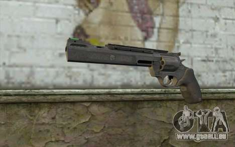 Magnum from COD: Ghosts pour GTA San Andreas