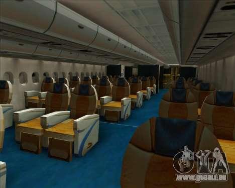 Airbus A380-800 Air China für GTA San Andreas