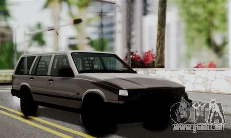 Volvo 940 pour GTA San Andreas