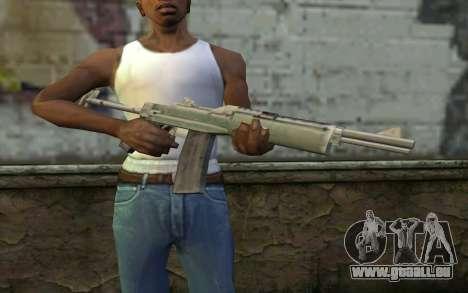 Gun from GTA Vice City für GTA San Andreas dritten Screenshot