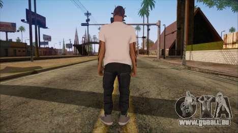 GTA 5 Online Skin 7 pour GTA San Andreas deuxième écran