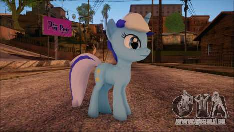 Colgate from My Little Pony pour GTA San Andreas