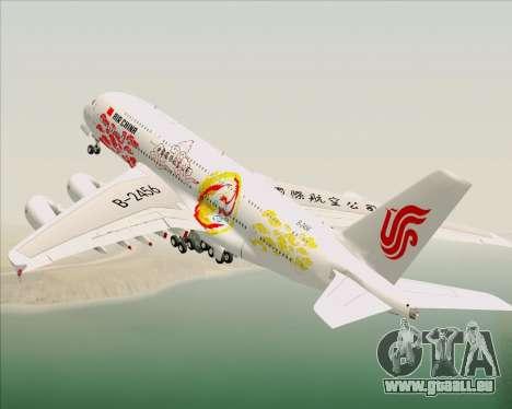 Airbus A380-800 Air China pour GTA San Andreas