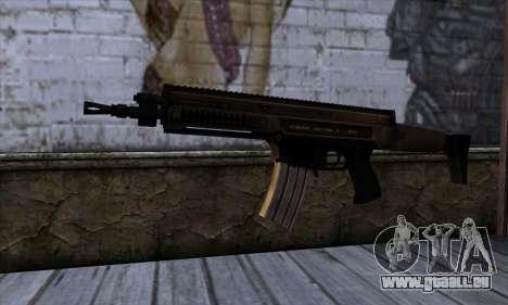 CZ805 из Battlefield 4 pour GTA San Andreas