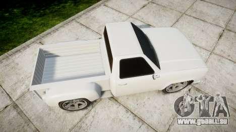 Vapid Bobcat Badass für GTA 4 rechte Ansicht