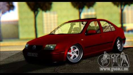 Volkswagen BorAir für GTA San Andreas