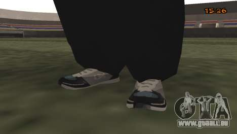 Tracer Skin New Era für GTA San Andreas her Screenshot