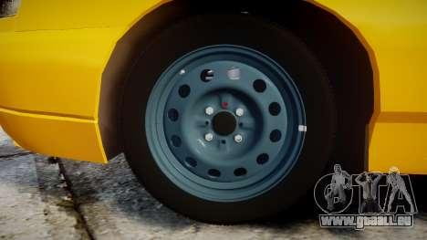 VAZ-2112 pour GTA 4 Vue arrière