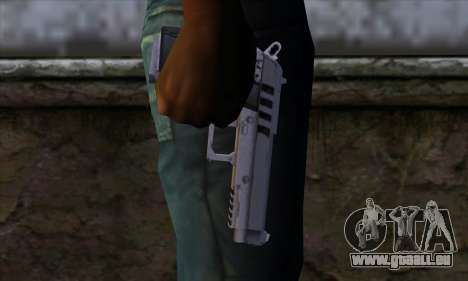 Pistol from GTA 5 für GTA San Andreas dritten Screenshot