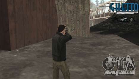C-HUD Ghetto für GTA San Andreas zweiten Screenshot