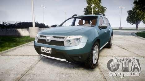 Dacia Duster 2013 für GTA 4