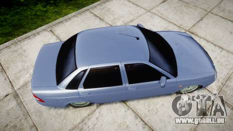 ВАЗ-2170 Installiert Priorin Qualität v2.0 für GTA 4 rechte Ansicht