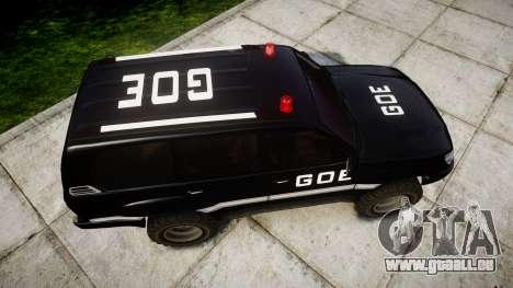 Toyota Land Cruiser 100 GOE [ELS] für GTA 4 rechte Ansicht
