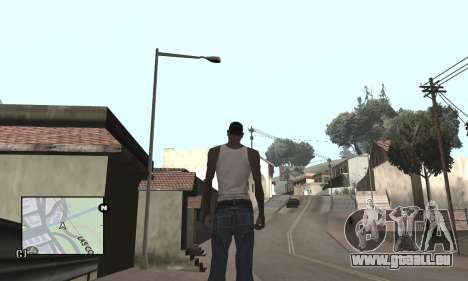 Colormod by Tego Calderon für GTA San Andreas
