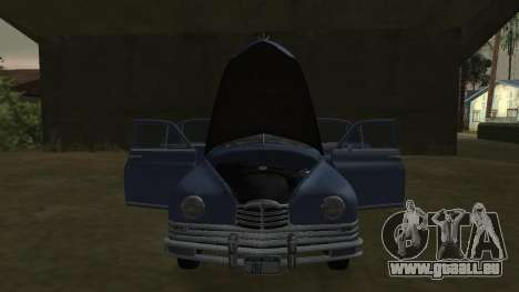 Packard Touring  Sedan für GTA San Andreas zurück linke Ansicht