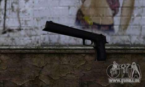 Grammaton Cleric Beretta v1 pour GTA San Andreas