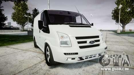 Ford Transit 2011 SuperSportVan für GTA 4