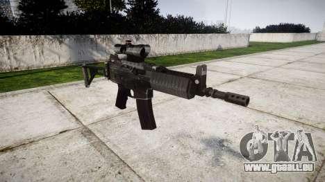 Machine SS2-V1 pour GTA 4