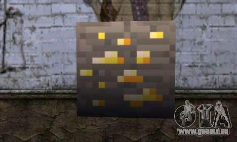 Block (Minecraft) v8 für GTA San Andreas