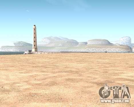 Textur Los Santos von GTA 5 für GTA San Andreas zehnten Screenshot
