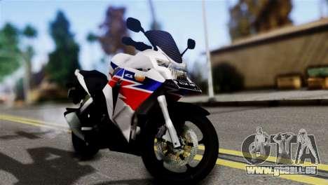 Honda CBR150FI pour GTA San Andreas