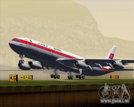 Airbus A340-300 Air Koryo für GTA San Andreas