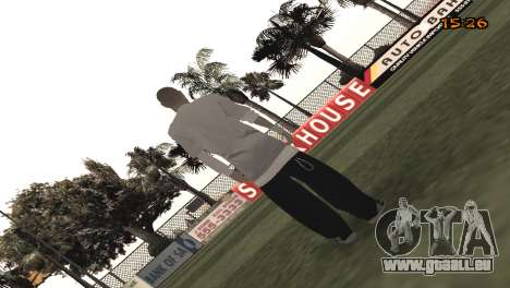 Tracer Skin New Era für GTA San Andreas zweiten Screenshot