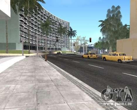 Textur Los Santos von GTA 5 für GTA San Andreas siebten Screenshot