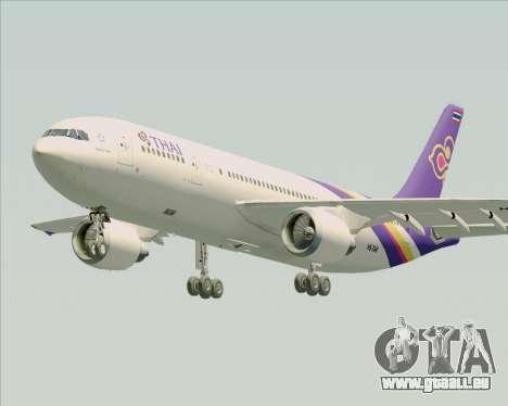 Airbus A300-600 Thai Airways International pour GTA San Andreas