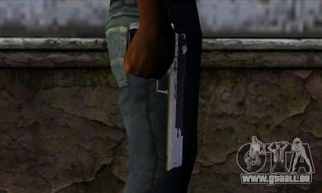Grammaton Cleric Beretta v3 für GTA San Andreas dritten Screenshot