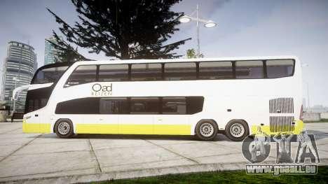 Marcopolo G7 OAD Reizen für GTA 4 linke Ansicht