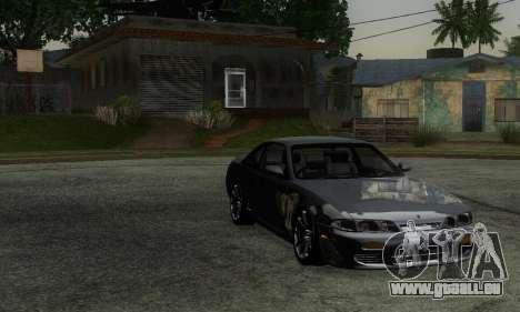 Nissan Silvia S14 Zenki Drift pour GTA San Andreas