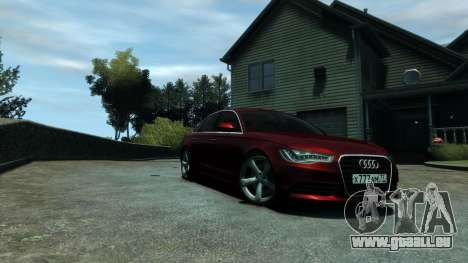 Audi A6 2012 für GTA 4